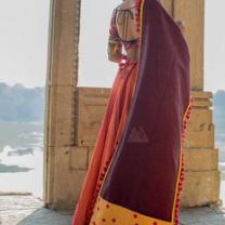 Moni - Cotton Girls Lehenga Choli-I01JP2B2CA6F4