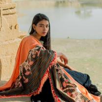 Art Silk Embroidery Girls Unstitched Lehenga Choli-476ST94E59B16
