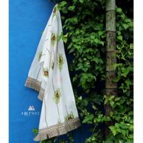 Art Silk Embroidery Girls Unstitched Lehenga Choli-476STAA0023C6