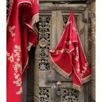 Art Silk Embroidery Girls Unstitched Lehenga Choli-476ST3B35E85A