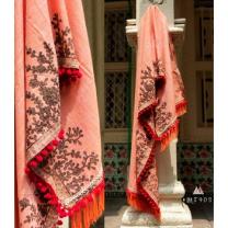 Art Silk Embroidery Girls Unstitched Lehenga Choli-476STA2DB2C36